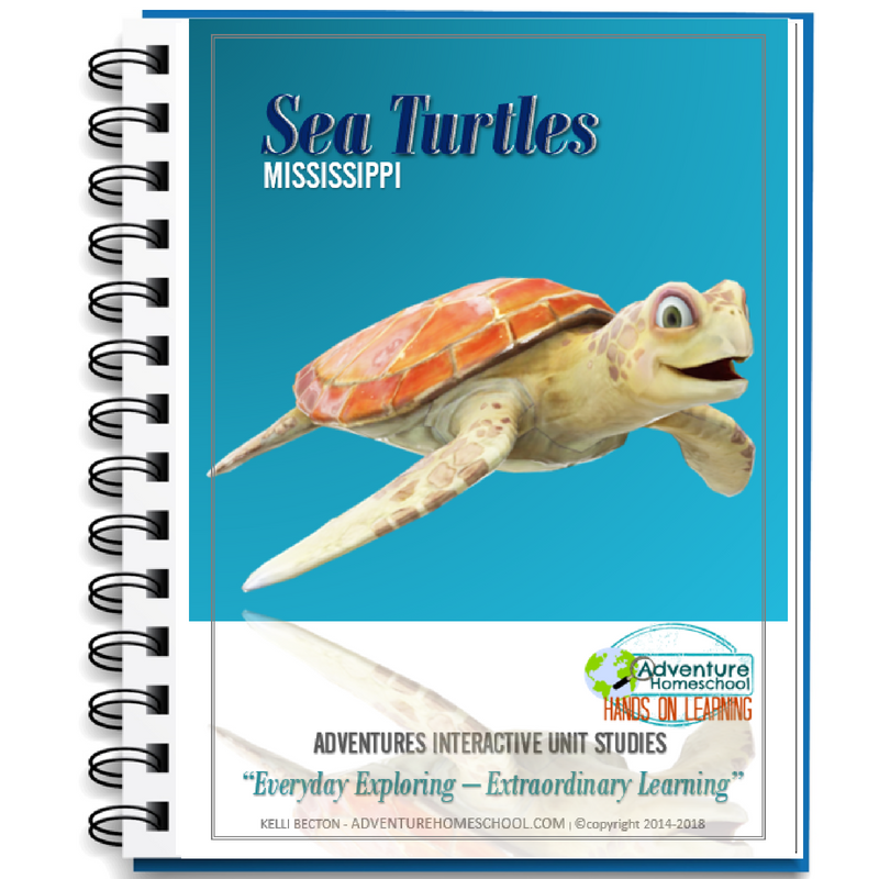 Sea Turtle Unit Study - Mississippi
